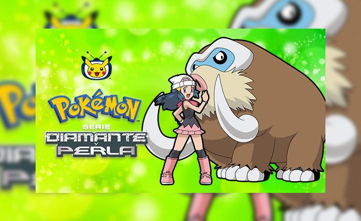 Los episodios de DP Combates Galácticos llegan a TV Pokémon