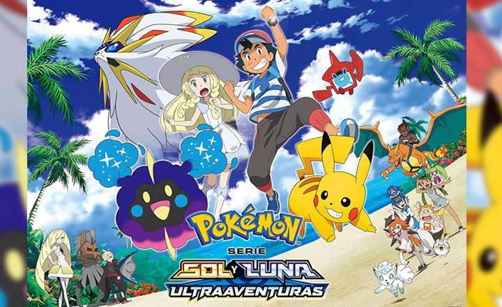 Presentados el tráiler, los detalles y la fecha de estreno de la serie Pokémon Sol y Luna - Ultraaventuras