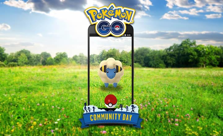 Mareep será el protagonista del Pokémon Community Day de Abril