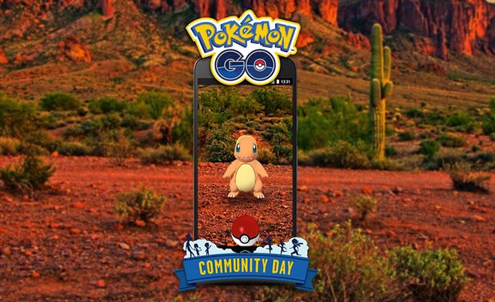 Revelados detalles sobre el Día de la Comunidad de Pokémon GO de Mayo
