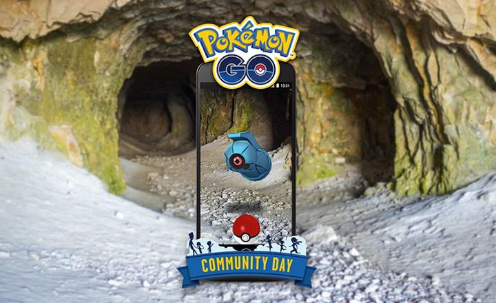 Develados detalles sobre el Día de la Comunidad de Pokémon GO de Octubre
