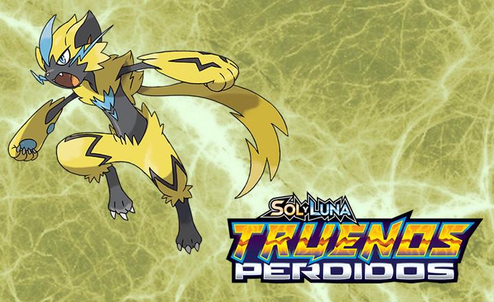 Consigue a Zeraora en tus juegos Pokémon Ultrasol y Ultraluna
