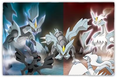 Pokemon tipo ice gelo - Pokemon kyurem blanc ...