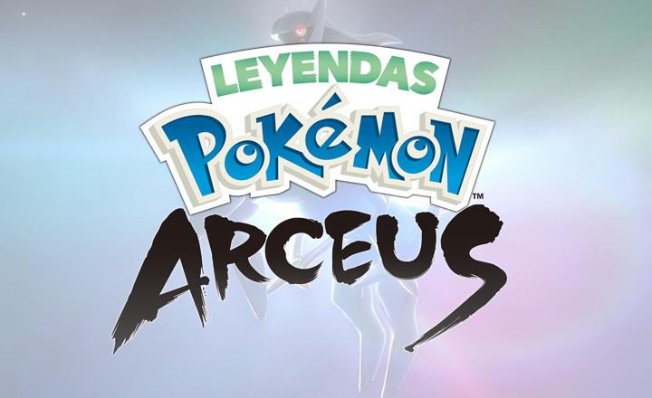 Anunciado Leyendas Pokémon: Arceus, nuevo juego basado en Sinnoh