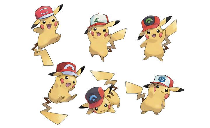 Consigue a Pikachu con gorra de Ash vía Regalo Misterioso