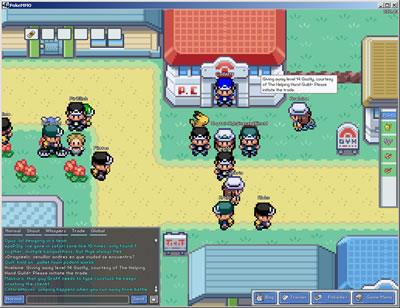 Presentamos Pokemmo El Juego Pokemon Multijugador En Linea