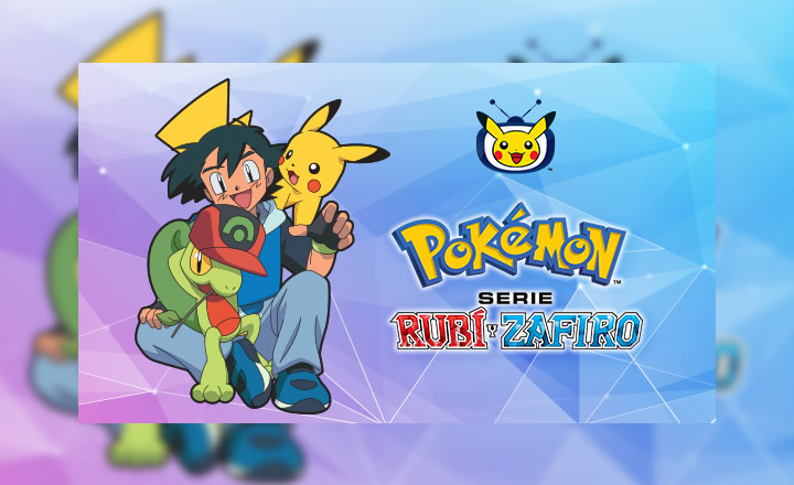 Los episodios de Pokémon Advanced llegan a TV Pokémon