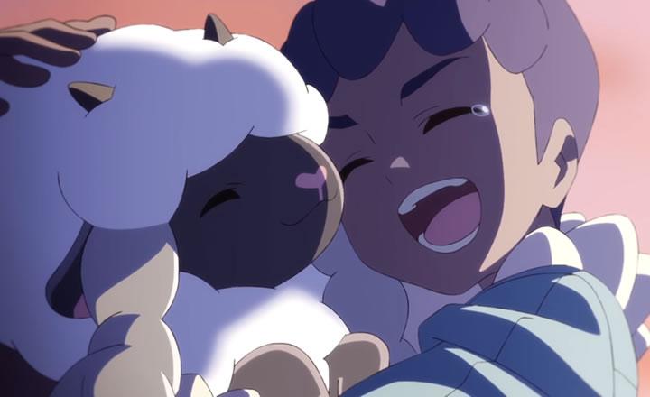 Disponible el tercer episodio de Pokémon, Alas del crepúsculo