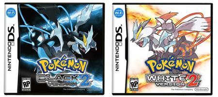 Pokemon Black And White 2 Pokemons Legendarios Pokémon Black 2 y White 2