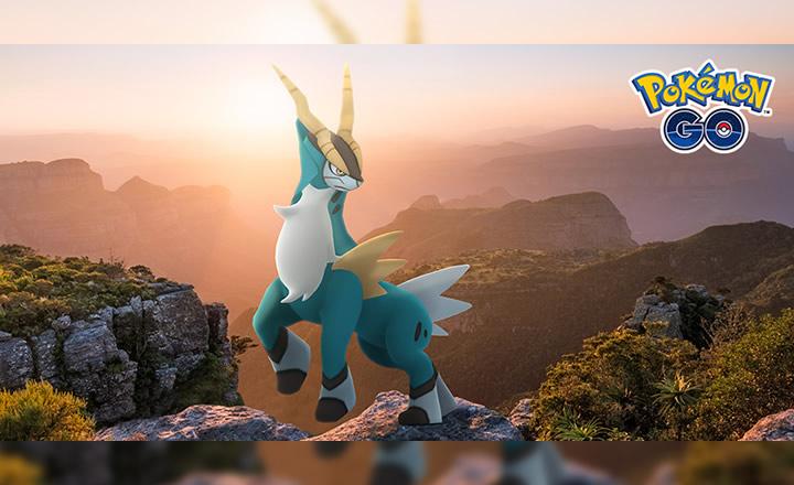 El legendario Cobalion llegará a las incursiones de cinco estrellas de Pokémon GO