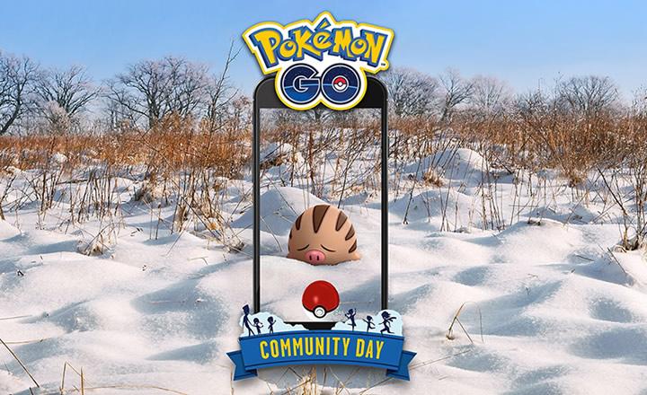Develados detalles sobre el Día de la Comunidad de Pokémon GO de Febrero