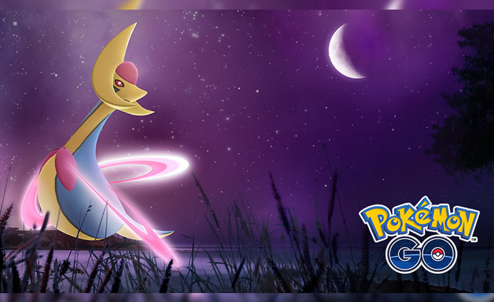Pokémon GO da inicio a una nueva fase de Incursiones con Cresselia