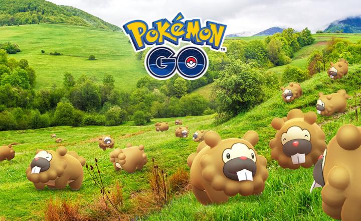 El evento Bidoof de Pokémon GO tendrá una segunda parte
