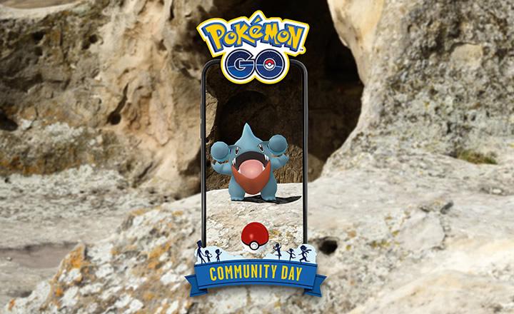 Gible será el protagonista del Día de la Comunidad de Junio de Pokémon GO