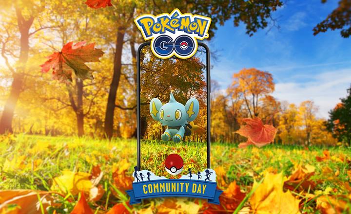 Shinx será el Pokémon destacado en el Día de la Comunidad de noviembre de Pokémon GO