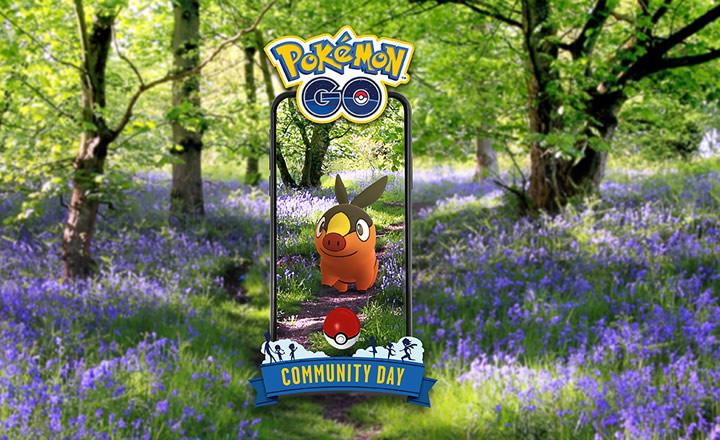 Tepig será el protagonista del Día de la Comunidad de julio de Pokémon GO