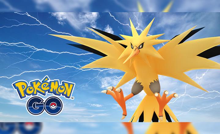 Disponibles todos los bonus del Pokémon GO Fest: Este fin de semana llegará el Día de Zapdos