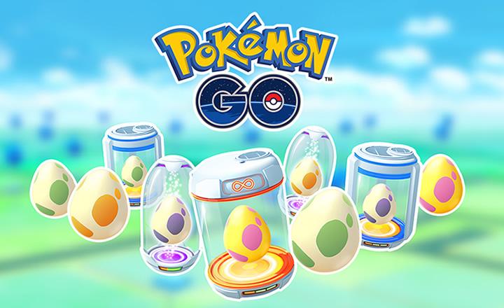 Pokémon GO anunció el Eclosionatón, con nuevas evoluciones de Pokémon de Sinnoh