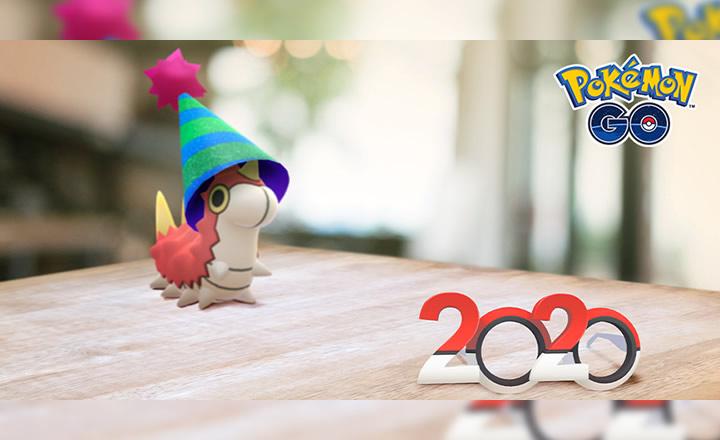Ya disponible el Eclosionatón de Sincroaventura de Pokémon GO