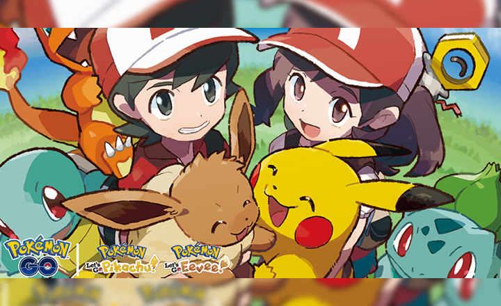 Descubre a Meltan y mucho más en la celebración de Pokémon Let's Go