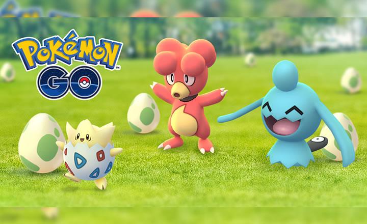 Anunciado el Festival de Primavera de Pokémon GO