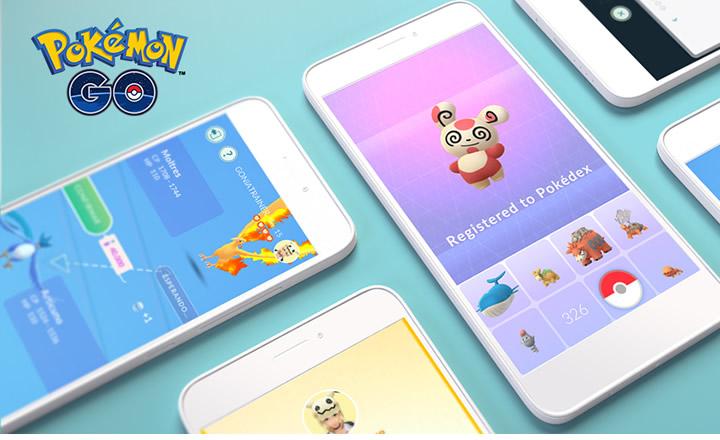 Ya disponible el evento especial de Intercambios de Pokémon GO