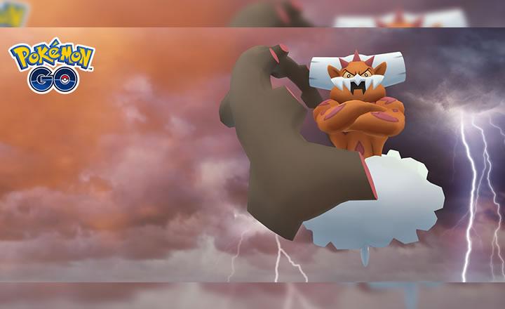 Landorus pronto llegará a las incursiones de Pokémon GO