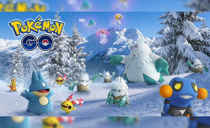 Pokémon GO anunció el evento especial para Navidad 2018