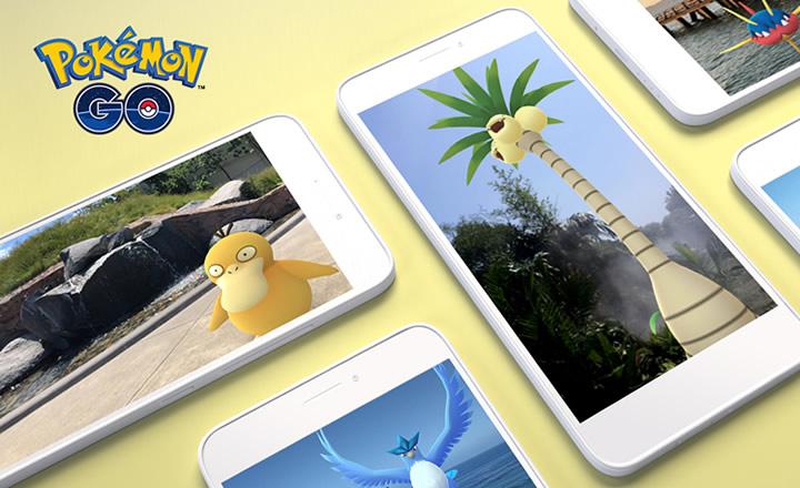 El modo Realidad Aumentada Plus de Pokémon GO ahora disponible para Android