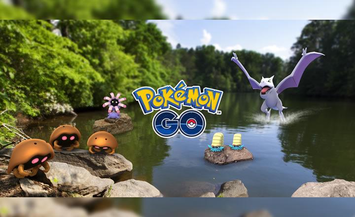 Anunciada una nueva Semana de la Aventura de Pokémon GO