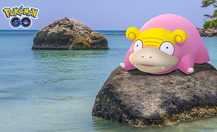 Pronto llegará Slowpoke de Galar a Pokémon GO