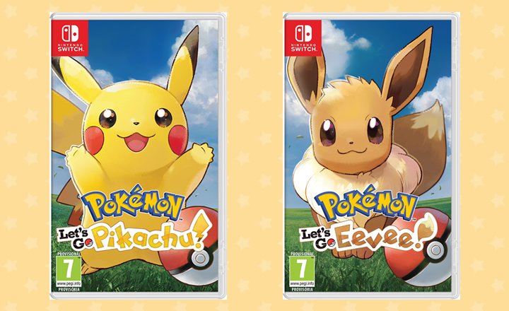 Enfrenta a los Entrenadores Maestros en Pokémon Let's Go