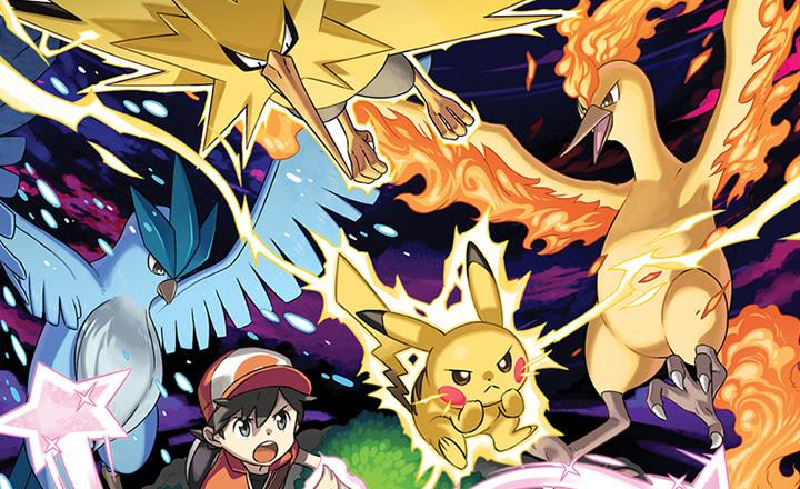 Nueva información sobre Pokémon: Let's Go: Legendarios, GO Park y mucho más