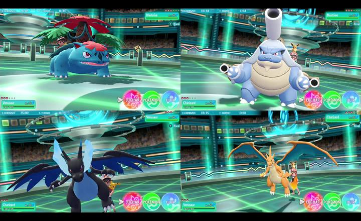 Develada la megaevolución en el último anuncio oficial de Pokémon Let's Go