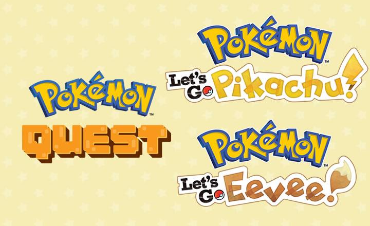 Repasa la rueda de prensa de videojuegos de Pokémon de 2018