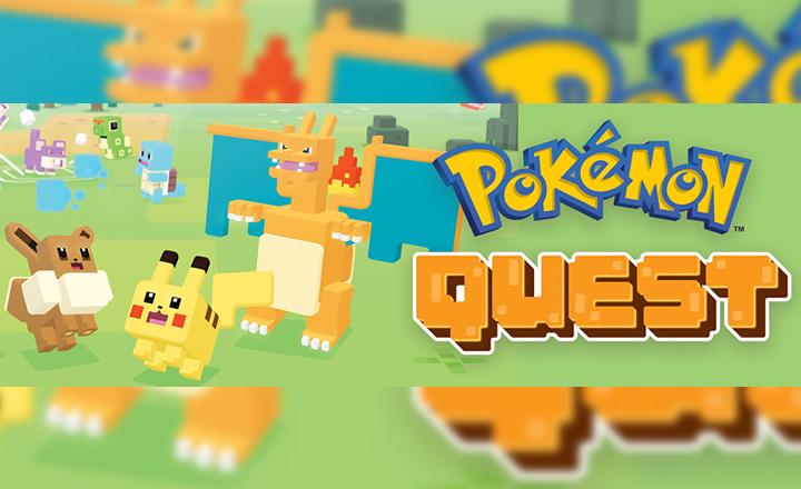 Abierto el pre-registro para Pokémon Quest versión Móvil