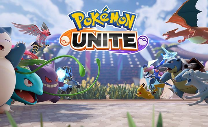 Pokémon UNITE ya disponible para Nintendo Switch