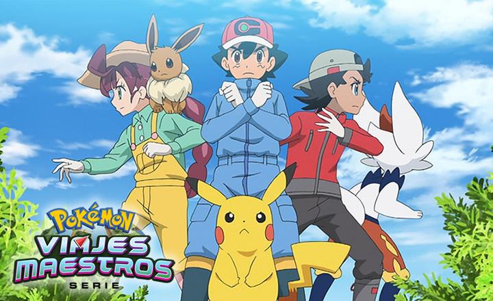 Se lanzó el trailer de la nueva temporada Viajes Maestros Pokémon