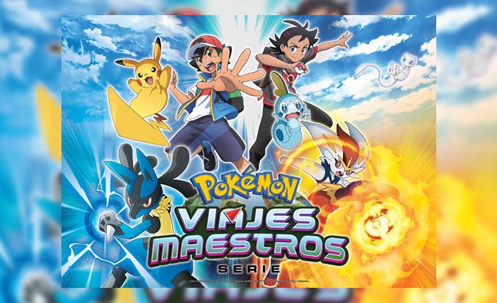 La nueva temporada Viajes Maestros Pokémon se estrenará en 2021