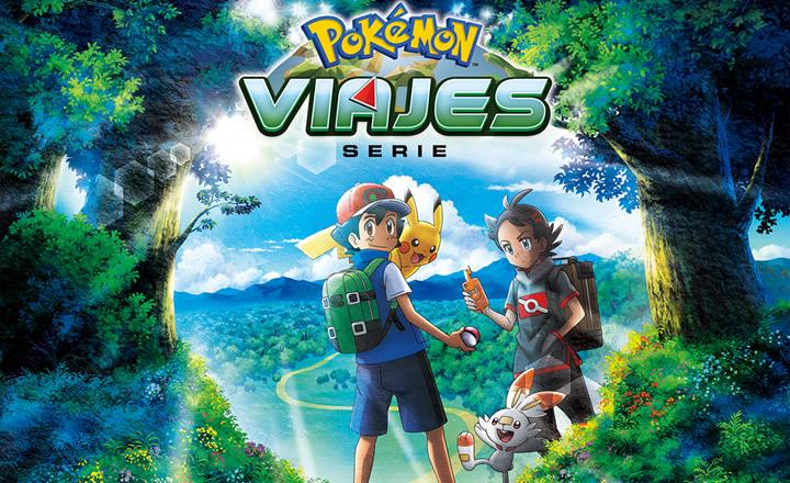 Los primeros episodios de la serie Viajes Pokémon ahora disponibles en TV Pokémon