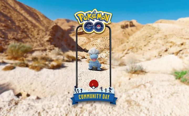 Anunciados detalles sobre el Día de la Comunidad de Pokémon GO de Abril