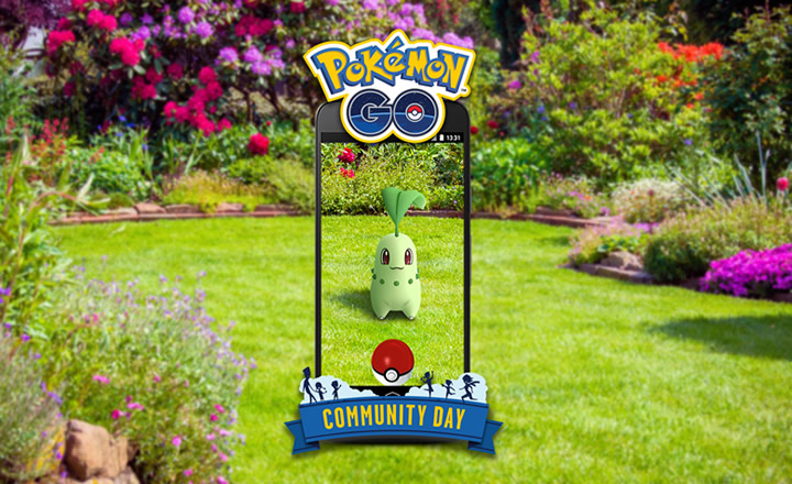 Nuevos detalles sobre el Día de la Comunidad de Pokémon GO de Septiembre