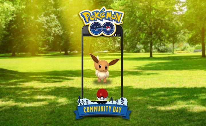 Nuevos detalles sobre el Día de la Comunidad de Pokémon GO de Agosto