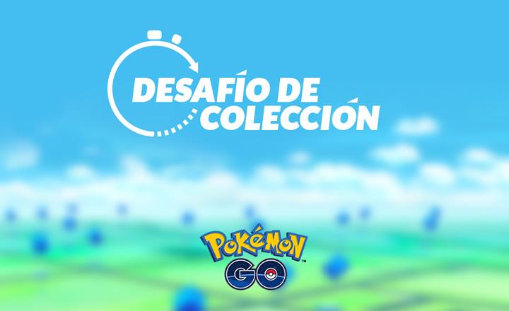 Los desafíos de colección llegaron a Pokémon GO