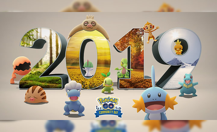 Pokémon GO despedirá el 2019 con un Día de la Comunidad especial