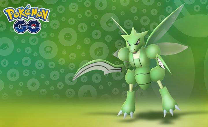 Pokémon GO anunció evento Bicho para los primeros días de Abril