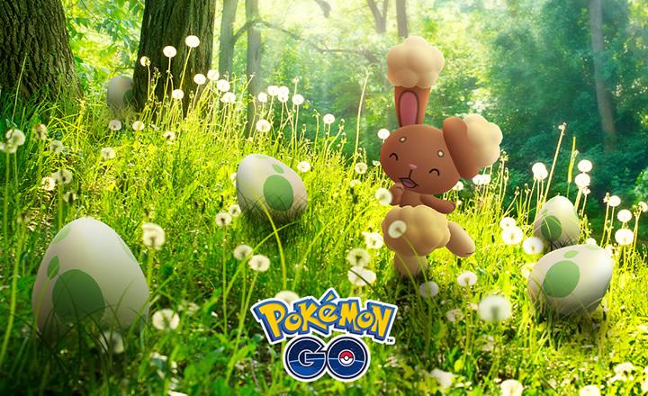 Pronto llegará un nuevo Festival de Primavera de Pokémon GO