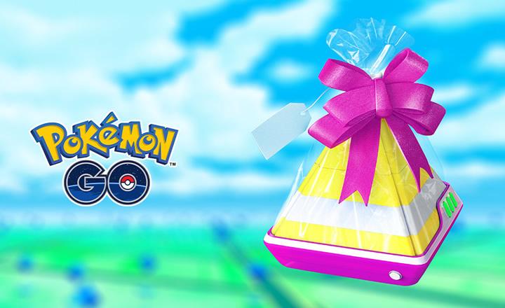 Pokémon GO anunció evento donde los regalos serán los protagonistas