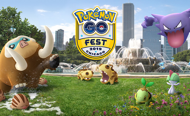 Pokémon GO anunció sus eventos especiales para la primera mitad de 2019