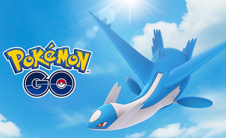 Latios pronto llegará en una Incursion Especial a Pokémon GO